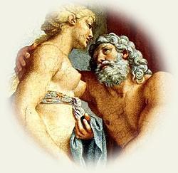 olympen gresk mytologi